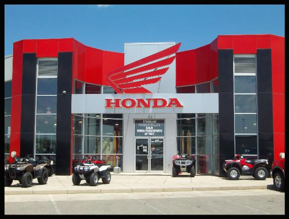 Dealership Information | Honda Powersports of Troy Ohio